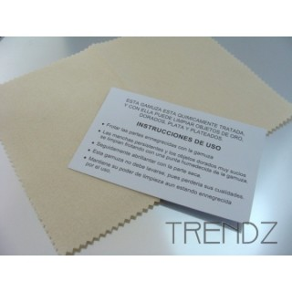 17669 SILVER CLEANING CLOTH 14 X 17 CM