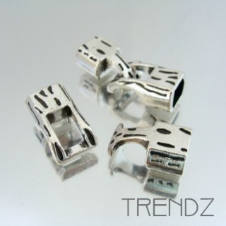 20743-24 PACK OF 5 CLASPS WITH 10 X 7 MM INTERIOR