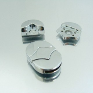 22462 PACK OF 5 CLASPS MAGNETIC 3 X 12 MM