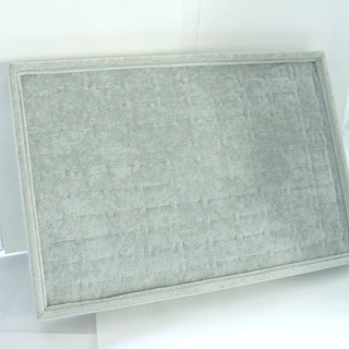 33090 HIGH QUALITY TRAY FOR 100 RINGS 35 X 24 CM