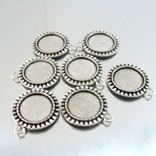 24214-04 PAQUETE 7 PCS BASE CAMAFEO INTERIOR: 16 MM