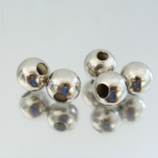 23465-RODIO PACK 200 METAL 10 MM BALLS 4 MM HOLE