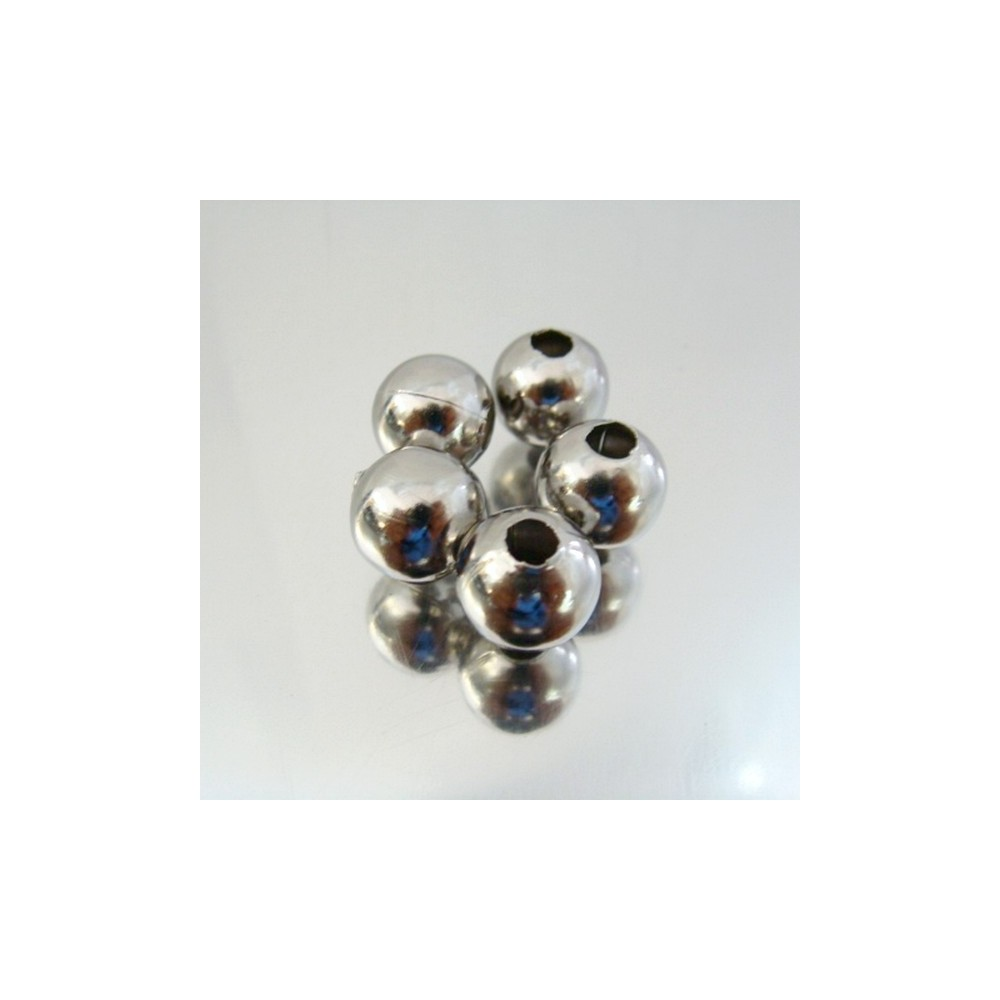 23344 PACK 50 STEEL BALLS 10 MM WITH 3 MM HOLE