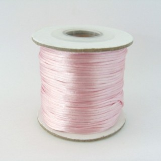 22032 ROSA CLARO 65 METER ROLL OF 1 MM SNAKE CORD