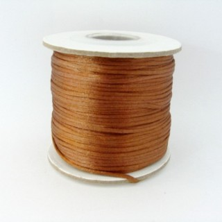 22032 MARRON ROLLO 65 METROS COLA RATON 1 MM
