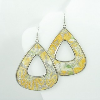 25094-11E FASHION JEWELLERY METAL & ADORNMENT EARRINGS