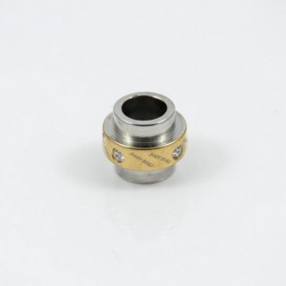 27048 HIGH QUALITY STAINLESS STEEL PENDANT 12 X 11 MM
