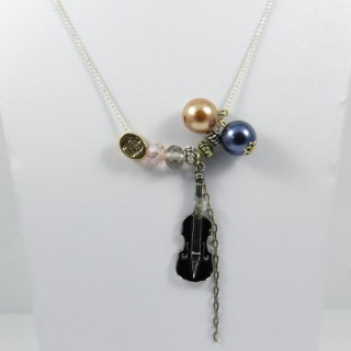 27223-06 LONG FASHION NECKLACE WITH VARIOUS ELEMENTS