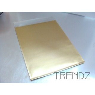 17905-04 ORO PACK OF 100 CELLOPHANE 12 X 15 CM ENVELOPES