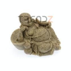 28124-01 FIGURA RESINA BUDDHA TAMAÑO: 39 X 58 X 40 MM