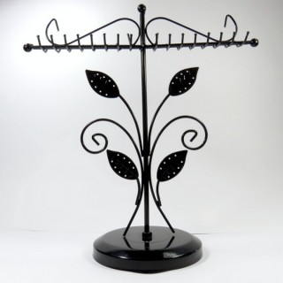 25306 METAL DISPLAY STAND FOR NECKLACES 35 X 33 X 15 CM
