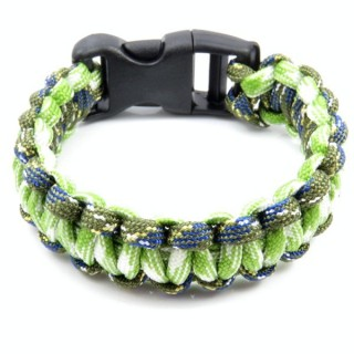 30681-08 NYLON 20 X 2 CM BRACELET WITH PLASTIC BUCKLE