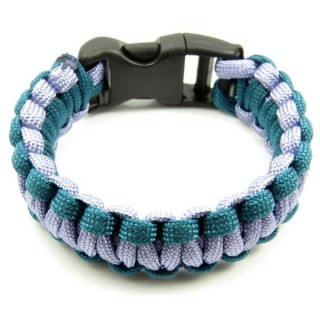 30681-16 NYLON 20 X 2 CM BRACELET WITH PLASTIC BUCKLE