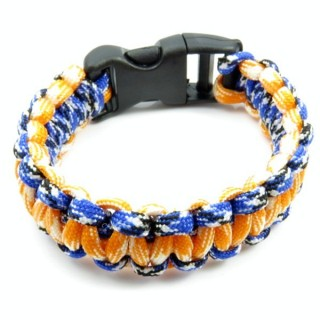 30681-17 NYLON 20 X 2 CM BRACELET WITH PLASTIC BUCKLE