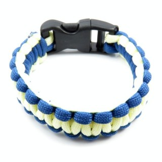 30681-29 NYLON 20 X 2 CM BRACELET WITH PLASTIC BUCKLE