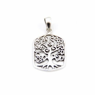 32298 SILVER 925 TREE OF LIFE 22 X 14 MM PENDANT