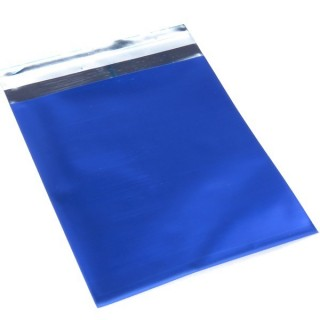 31922_AZUL PACK OF 100 AUTO-ADHESIVE CELOPHANE 10 X 12 CM BAGS