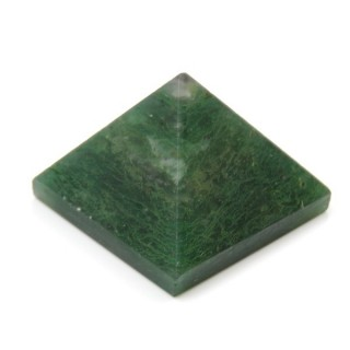 32257-04 FLUORITE NATURAL STONE PYRAMID WITH 2 TO 3 CM BASE