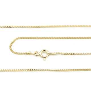 39101 KD 35 ORO 40 CMS STERLING SILVER CHAIN