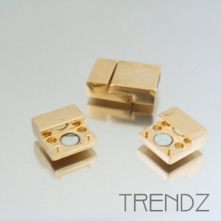 17874 ORO PACK OF 5 MAGNETIC CLASPS