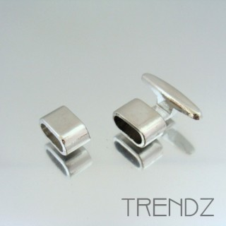16708 PACK OF 5 FASHION T BAR CLASPS