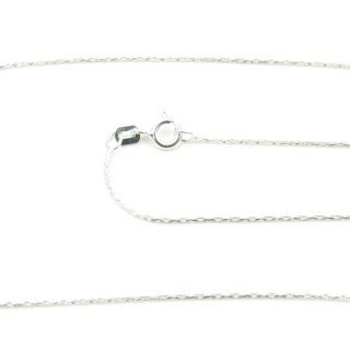 39168 CARDANO 40 D 50 CMS STERLING SILVER CHAIN