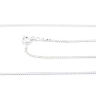 39097 KD 35 45 CMS STERLING SILVER CHAIN