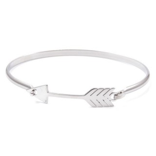 32311-17 STAINLESS STEEL BRACELET WITH CHARM