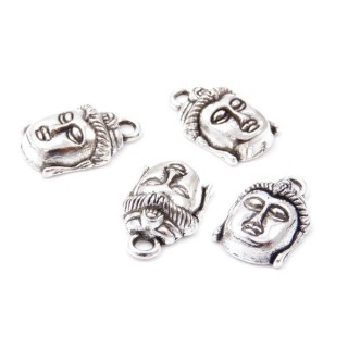 31871-03 PACK OF 10 FASHION JEWELRY 18 X 11 MM CHARMS