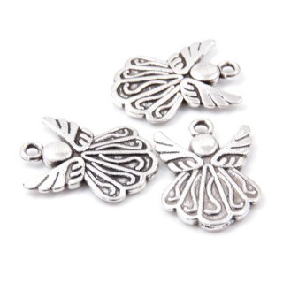 31871-30 PACK OF 10 FASHION JEWELRY 21 X 15 MM CHARMS