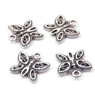 31871-32 PACK OF 15 FASHION JEWELRY 16 X 16 MM CHARMS