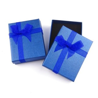 18822-06 PACK OF 12 BOXES FOR SETS 7 X 9 CM IN BLUE