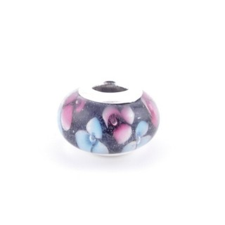 36546-05 RESIN AND SILVER 15 MM CHARM FOR BRACELET