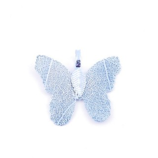 36152-03 FASHION JEWELLERY METAL BUTTERFLY SHAPED 28 X 30 MM APPROXIMATE SIZED PENDANT