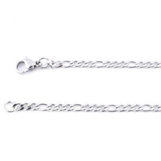 36417 STAINLESS STEEL 3.2 MM X 50 CM LINK CHAIN
