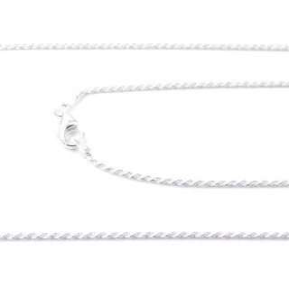 39289 CORDA 25 STERLING SILVER 60 CMS CHAIN