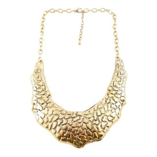 23247-264 SHORT METAL FASHION JEWELRY NECKLACE
