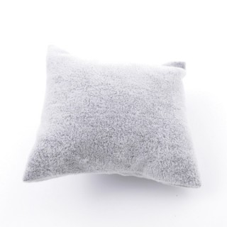 35655 PACK OF 15 GREY VELVET 8 X 7 CM DISPLAY PILLOWS