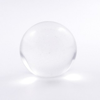 37570 TRANSPARENT CRYSTAL/GLASS 50 MM SPHERE