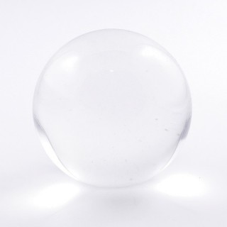 37571 TRANSPARENT CRYSTAL/GLASS 60 MM SPHERE