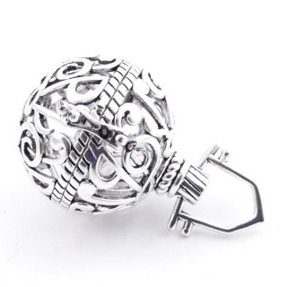 33686-06 FASHION JEWELLERY LOCKET FOR 18 MM BEADS