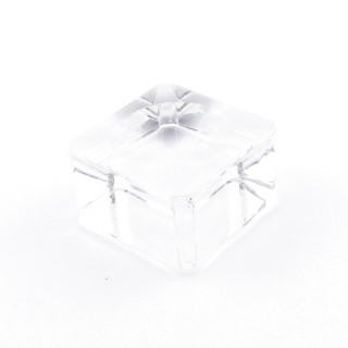 37565 GLASS DISPLAY STAND FOR SPHERES. TAMAÑO: 3 X 3 CM