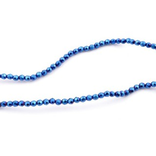 42636-04 STRING OF 40 CMS WITH 2 MM HEMATITE BEADS