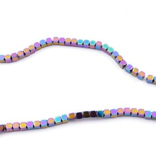 42635-10 STRING OF 40 CMS WITH 2,5 X 2,5 MM HEMATITE BEADS