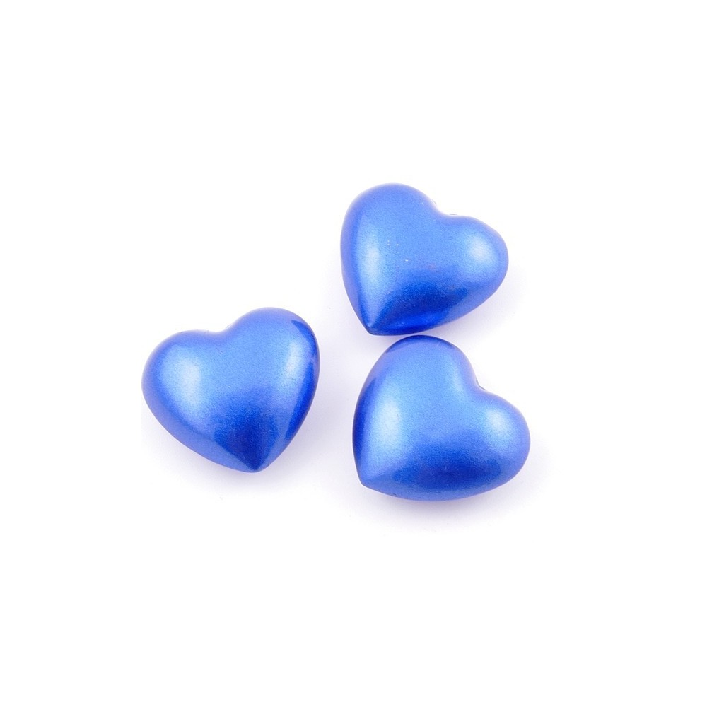 38236-11 PACK OF 3 PCS 24 MM HEARTS WITH ANGEL CALLER BELL