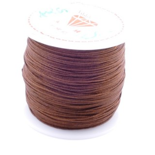 25034-02 50 METER ROLL OF 0,80 MM NYLON CORD