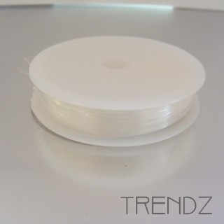 18972-2 9 M ROLL OF 0.8 MM ELASTIC SILICON CORD