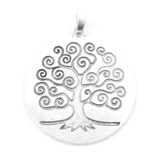 38560-04 METAL ALLOY 66 MM PENDANT FOR MAKING NECKLACES