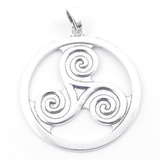 38560-08 METAL ALLOY 66 MM PENDANT FOR MAKING NECKLACES