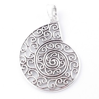 38560-15 METAL ALLOY 72 X 54 MM PENDANT FOR MAKING NECKLACES
